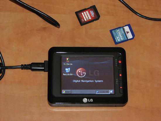 LG LN550 deblocat