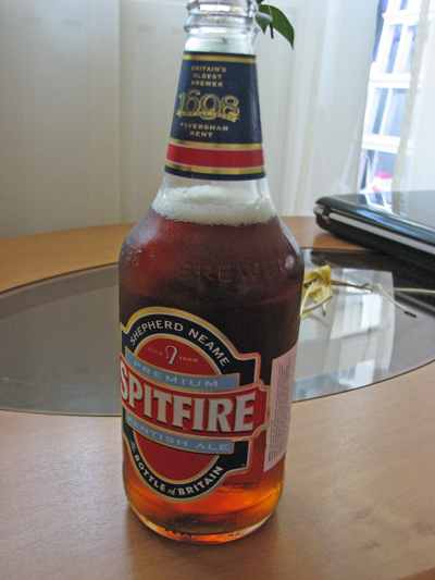 Bere Spitfire
